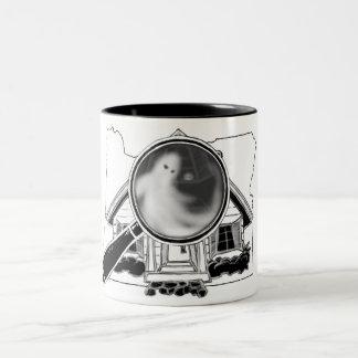オレゴンGhosties ツートーンマグカップ