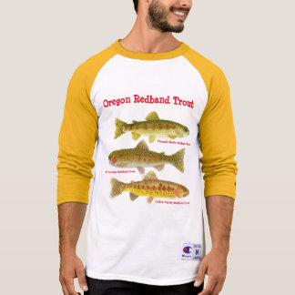 オレゴンRedbandのマス Tシャツ
