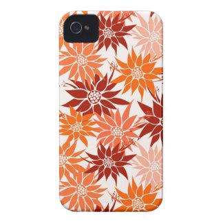 オレンジによってはiPhone 4/4Sの箱が開花します Case-Mate iPhone 4 ケース