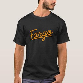 オレンジのファーゴ Tシャツ