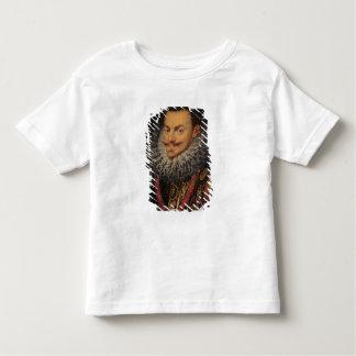 オレンジのフィリップウィリアムの王子 トドラーTシャツ