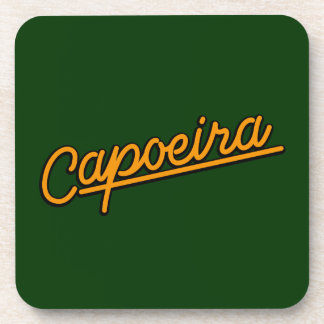 オレンジのCapoeira コースター