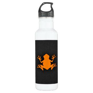 オレンジカエル ウォーターボトル