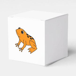 オレンジカエル フェイバーボックス