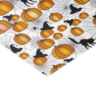 オレンジカボチャとの旧式のハロウィン 薄葉紙