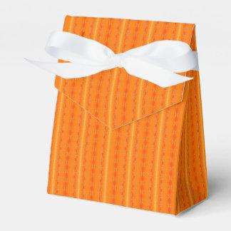 オレンジギフト用の箱 フェイバーボックス