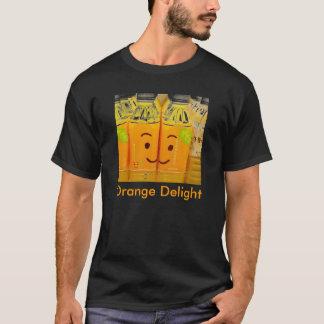 オレンジジュース Tシャツ