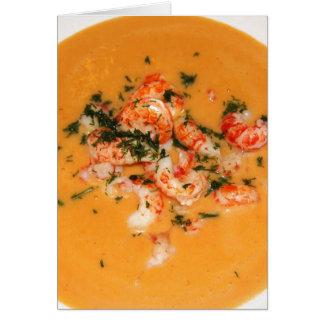 オレンジスープ カード