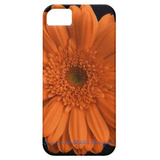 オレンジデイジーのiPhoneの場合 iPhone SE/5/5s ケース