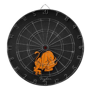 オレンジトーラス ダーツボード