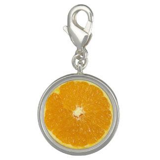 オレンジフルーツの新しい切れ-チャーム チャーム