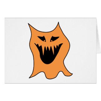 オレンジモンスター カード