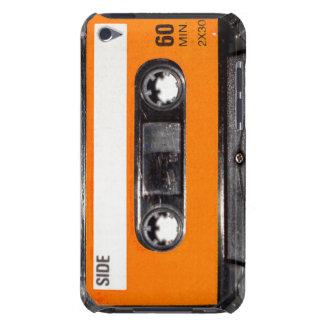 オレンジラベルの80年代カセット Case-Mate iPod TOUCH ケース