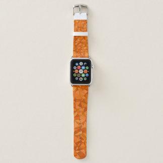 オレンジ三角形は42mm Appleの時計バンドを破烈させました Apple Watchバンド