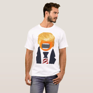 オレンジ人のワイシャツ Tシャツ