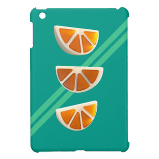 オレンジ咀嚼キャンデー iPad MINI CASE