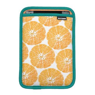 オレンジ嬉しい… iPad MINIスリーブ
