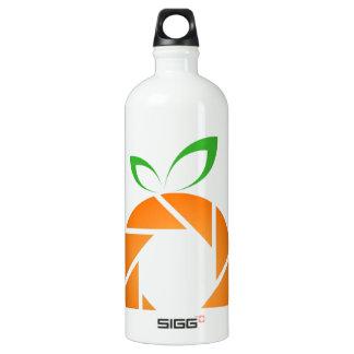オレンジ定形開き ウォーターボトル