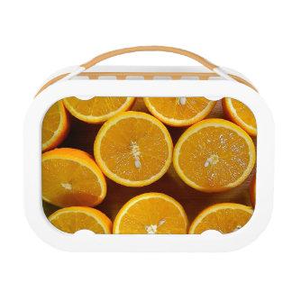 オレンジ楽園、お弁当箱 ランチボックス