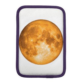 オレンジ満月 iPad MINIスリーブ