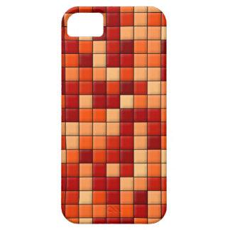 オレンジ点検 iPhone 5 COVER