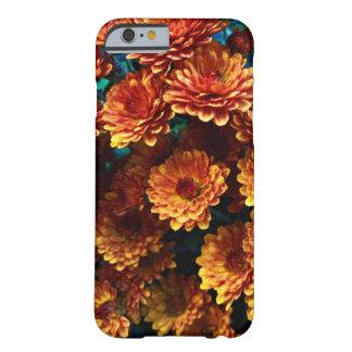 オレンジ秋のミイラのiPhoneの箱 Barely There iPhone 6 ケース