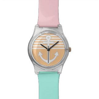 オレンジ航海の 腕時計