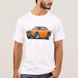 オレンジ黒い1969極度の蜂 Tシャツ