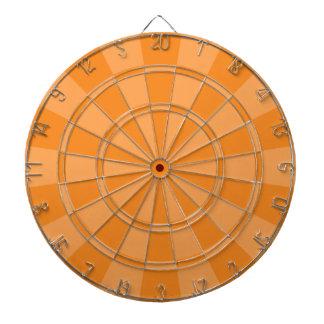 オレンジ ダーツボード