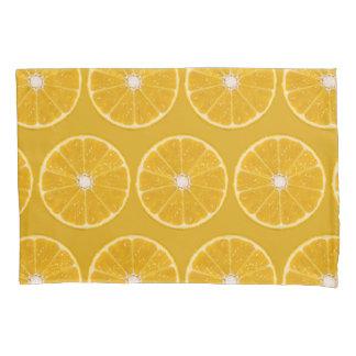 オレンジ 枕カバー