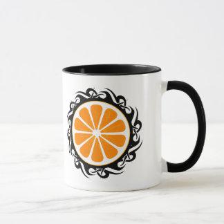 オレンジ。 種族 マグカップ