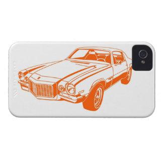 オレンジCamaro Case-Mate iPhone 4 ケース