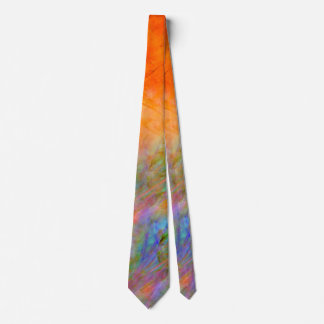 オレンジDreamscape オリジナルネクタイ