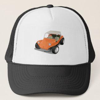 オレンジManxただ キャップ