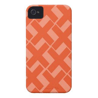オレンジXsをくまなく Case-Mate iPhone 4 ケース