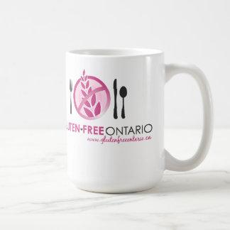 オンタリオのグルテンなしのマグ コーヒーマグカップ