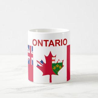 オンタリオのコーヒー・マグ コーヒーマグカップ
