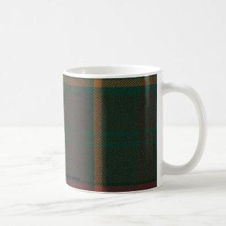 オンタリオのタータンチェックのマグ コーヒーマグカップ