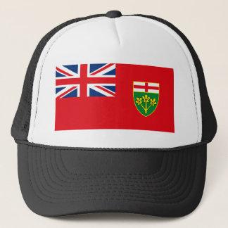 オンタリオの旗の帽子 キャップ