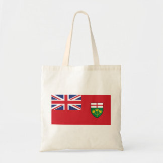 オンタリオの旗 トートバッグ
