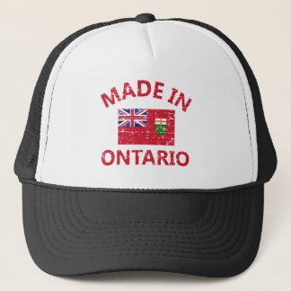 オンタリオの紋章付き外衣 キャップ