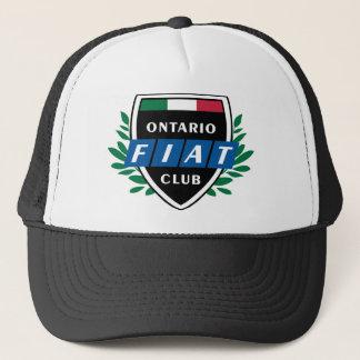 オンタリオフィアットクラブ帽子 キャップ