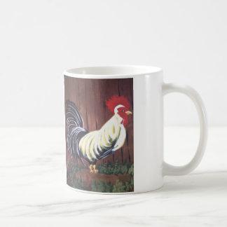 オンドリのコーヒー・マグ コーヒーマグカップ