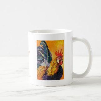 オンドリの再来のマグ コーヒーマグカップ