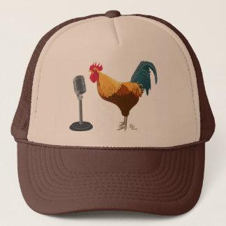 オンドリの帽子 キャップ