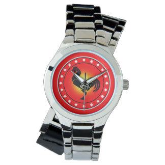オンドリの年 腕時計