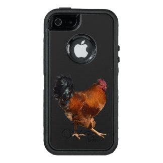 オンドリの携帯電話の箱 オッターボックスディフェンダーiPhoneケース