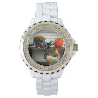 オンドリの時間 腕時計