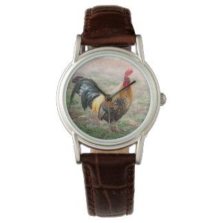 オンドリの腕時計の年 腕時計