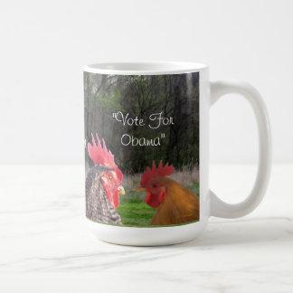 オンドリの話のマグ コーヒーマグカップ